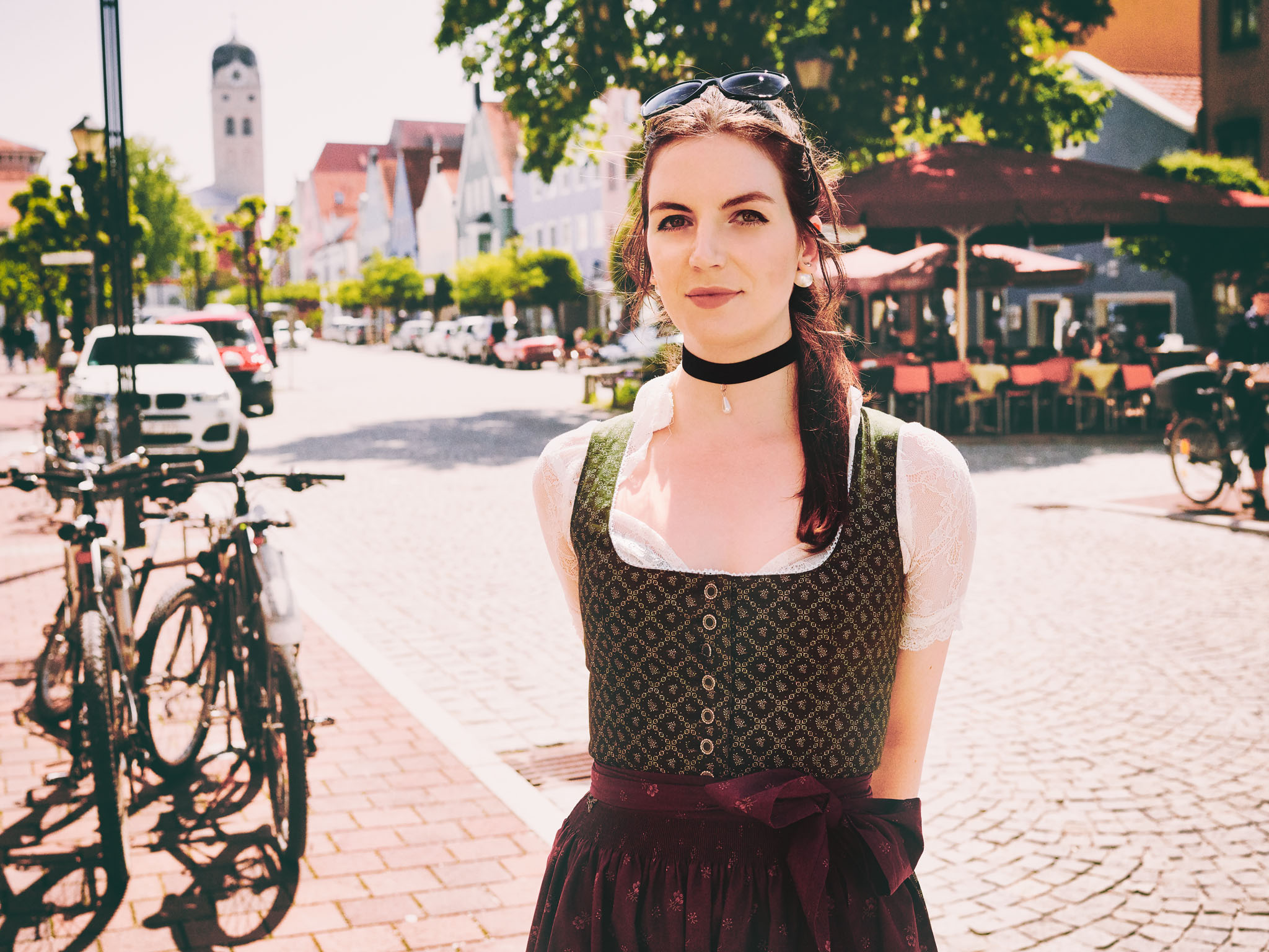 DIRNDL LIEBE/ HOW TO WEAR DIRNDL